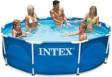 Intex Metall Frame Pool-Set Ø305x76 cm