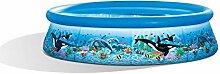 Intex Ocean Reef Easy Set Pool - Aufstellpool -