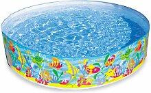 INTEX Pool 183x38 cm, ca. 977 Liter, schneller und