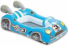Intex Pool-Cruiser Boot Wasserspielzeug, Rennauto, blau
