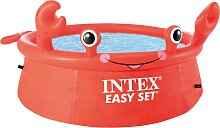 Intex Pool Easy HappyCrab, ØxH: 183x51 cm