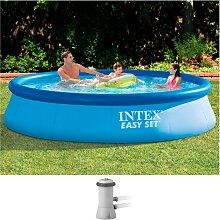 Intex Quick-Up Pool Easy Set, ØxH: 396x84 cm