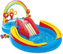 Intex Rainbow Ring Play Center - Kinder