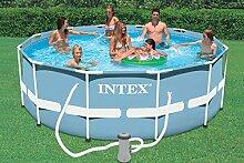 Intex Schwimmbecken Planschbecken swimmingpool 305x76