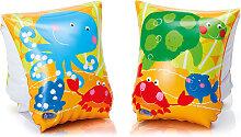 Intex Schwimmflügel Tropical Buddies 3 - 6 Jahre [Kinderspielzeug]