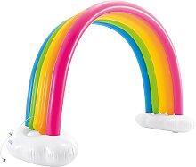 Intex Spiel-Wassersprenkler Rainbow Cloud, BxLxH: