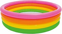 INTEX Sunset Glow Pool, mehrfarbig, 168x46 cm, 56441NP