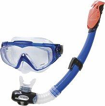 Intex Taucherset Taucherbrille Schnorchel Set