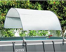 Intex Überdachung für Metal Frame Pools bis 274