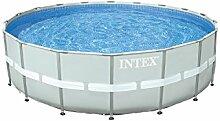 Intex Ultra Rondo II Frame Pool Set, für den
