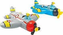 Intex Wasserspielzeug Flugzeug mit Spritzfunktion