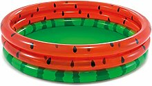 Intex Watermelon Aufblasbarer Pool, Multi Color