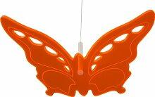 Invento 101032 - Light Catcher 3D Butterfly 12 cm, orange