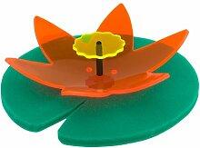 Invento 101152 - Light Catcher 3D Water Lily, orange / gelb