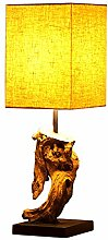 Invicta Interior Design Treibholz Lampe HYPNOTIC