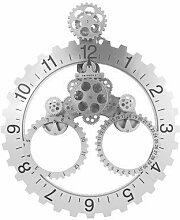 Invotis INIV117B Uhr, mit Datumsanzeige, Zahnrad,
