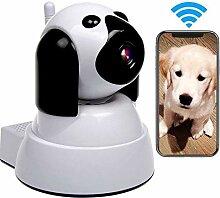 Ip Kamera, 720p ÜBerwachungskamera Babyphone HD