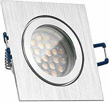 IP44 LED Einbaustrahler Set Bicolor