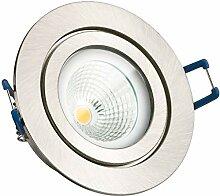 IP44 LED Einbaustrahler Set EXTRA FLACH (35mm) in