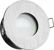IP65 LED Einbaustrahler Set Alu gebŸrstet