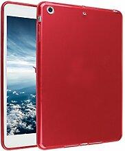 iPad Mini Hülle, Asnlove TPU Schutzhülle Tasche Case Cover Kratzfest Weich Flexibel Silikon Bumper in Matt Crystal Transparent Tablet Schutzhülle für Apple iPad Mini / iPad Mini 2 Retina / iPad Mini 3, Ro