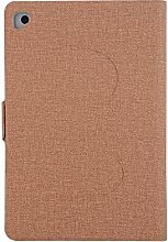 iPad Multifunktional Schutzhülle,Miya Schutz TPU innen-Material Lässiger Stil Mit Standfunktion Winkel einstellbar Wasserfeste, stoßfeste, rutschfeste und kratzfeste Hülle(Pro 10.5,Gelb)