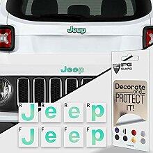IPG Aufkleber für Jeep Renegade 2015-2020 vorne