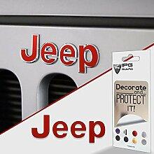 IPG Aufkleber für Jeep Wrangler 2007–2018