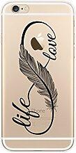 iPhone 5 5S Hülle von licaso® für das Apple