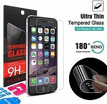 iPhone 6S/6 Ultra dünn 0,15 mm Displayschutzfolie