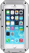 iPhone 7 Hülle, Gorilla Glas Luxus