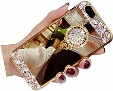 iPhone 7Plus Case, inspirationc Crystal Strass