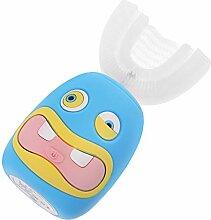 iplusmile Kinder Elektrische Zahnbürste U Form