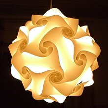 IQ Puzzle Lampe Grösse M Lampada Romantica Set 30