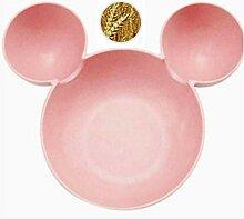 iqqo Keramik Mickey Mouse Baby Kinder Teller