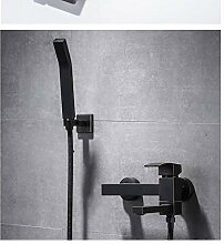 IRFKFT BrausegarniturBad Dusche Wasserhahn Set