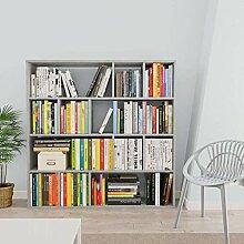 Irfora Bücherregal 12 Fächer Aktenregal