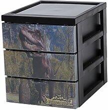 IRIS, Design Schubladencontainer / Rollwagen