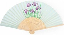 Iris Japanische Hellgrün, Kühlerlüfter