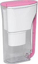 Iris Topf-Typ Wasser Luftreiniger Pink pj-2