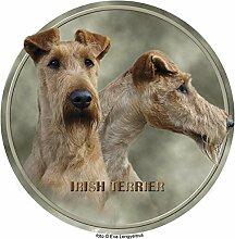 Irischer Terrier Aufkleber 25 cm