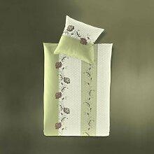 Irisette Frottee Bettwäsche Caleo 8644 155x220 cm
