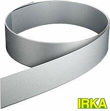 IRKA Rasenkantenband Alu/Zink 15 cm hoch Metall