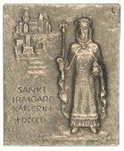 Irmgard * kleine Geschenkidee Weihnachten * Namensplakette / Relief / Plakette * Grösse:13 x 10 cm