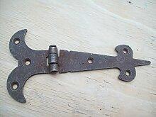 Ironmongery World Antik Aged Rustikale Deko Pfeil Schrank Tür...