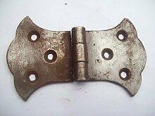 Ironmongery World Antik Rustikal Zähler Klappe Schmetterling Schrank Tür...