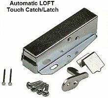 Ironmongery World® Dachboden Schrank Loft Tür Hatch Latch Touch Push Catch
