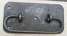 Ironmongery World Hand geschmiedet Antik Rustikal eisen Brust Trunk die Schrank...