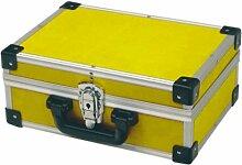 Ironside Alu-Werkzeugkoffer, gelb