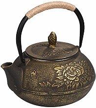 IronTeapot 900ml Teekanne aus japanischem